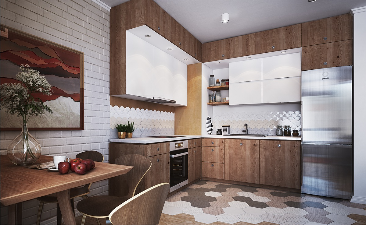 kutchina L-SHAPED KITCHEN DESIGNS